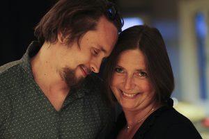 Mor og sønn Harabakken